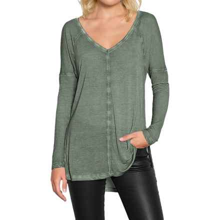 Threads 4 Thought Vara Shirt - Relaxed Fit, Long Sleeve (For Women) in Seagrass - Closeouts