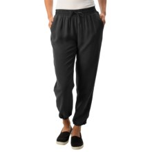 Threads 4 Thought Zoie Joggers - TENCEL® (For Women) in Black - Closeouts