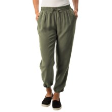 Threads 4 Thought Zoie Joggers - TENCEL® (For Women) in Military - Closeouts