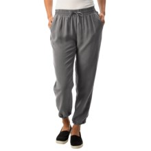 Threads 4 Thought Zoie Joggers - TENCEL® (For Women) in Pewter - Closeouts