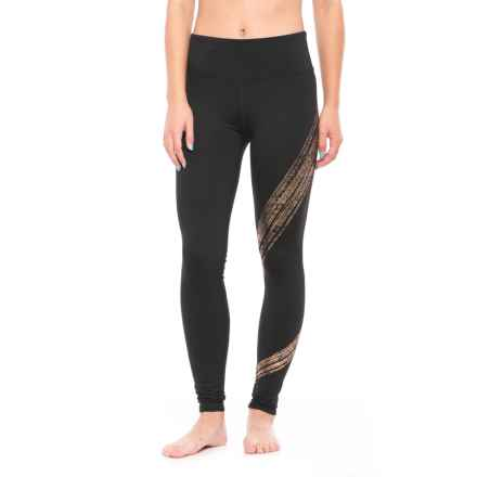 Threads 4 Thoughts Om Leggings (For Women) in Jet Black - Closeouts