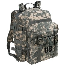 Three-Day Military Issue Backpack in Digital Camo - Closeouts