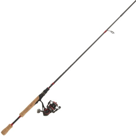 Throttle Size 20 Spinning Rod and Reel Combo – 2-Piece, Medium
