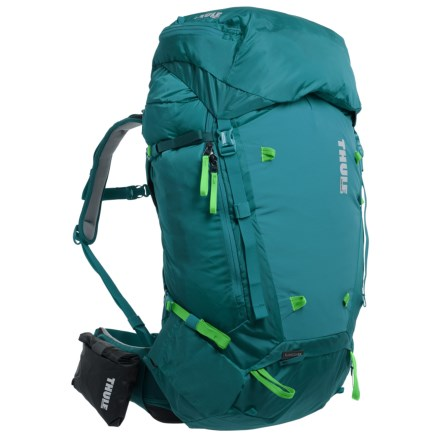 4ea6be66bc06 Thule 70L Backpack - Internal Frame (For Women) in Fjord - Closeouts