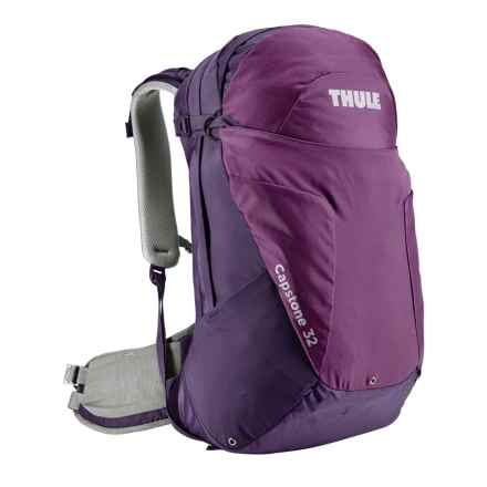 Thule Capstone 32L Backpack - Internal Frame (For Women) in Crown Jewel/Potion - Closeouts