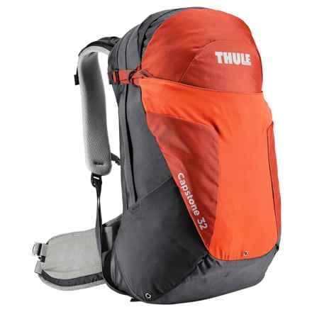 Thule Capstone 32L Hiking Backpack - Internal Frame in Dark Shadow/Roarange - Closeouts