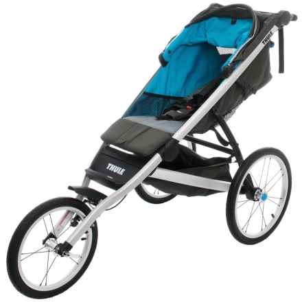 Thule Glide Jogging Stroller in See Photo - Closeouts