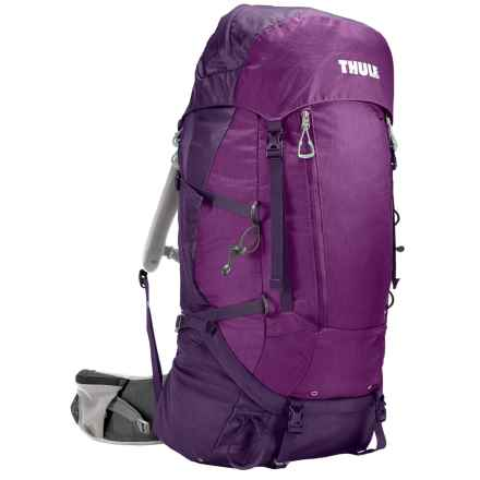 Thule Guidepost 65L Backpack - Internal Frame (For Women) in Crown Jewel/Potion - Closeouts