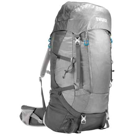 Thule Guidepost 65L Backpack - Internal Frame (For Women) in Dark Shadow/Slate - Closeouts