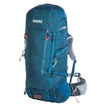 Thule Guidepost 65L Backpack - Internal Frame in Poseidon/Light Poseidon - Closeouts