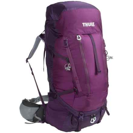 Thule Guidepost 75L Backpack - Internal Frame (For Women) in Crown Jewel/Potion - Closeouts