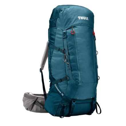 Thule Guidepost 75L Backpack - Internal Frame in Poseidon/Light Poseidon - Closeouts