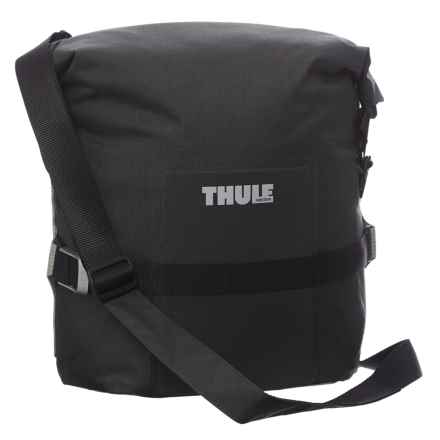 Thule Pack 'n' Pedal Adventure Touring Pannier Bag in Black - Closeouts