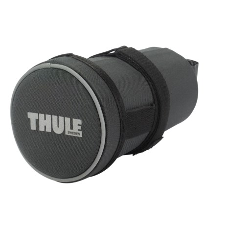 Thule Pack 'n Pedal Seat Bag in Grey/Black
