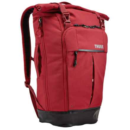 Thule Paramount 24L Backpack in Red Feather - Closeouts