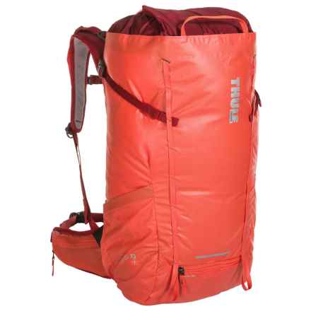 Thule Stir 35L Hiking Backpack - Internal Frame (For Men) in Roarange - Closeouts