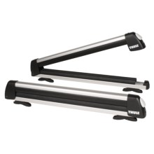 Thule Universal Flat Top Ski and Snowboard Rack in See Photo - Closeouts