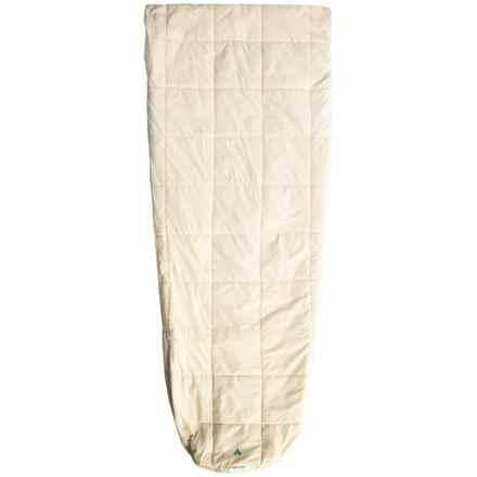 Ticla Besito 30/45°F Sleeping Bag in Chevron/Oyster Grey - Closeouts
