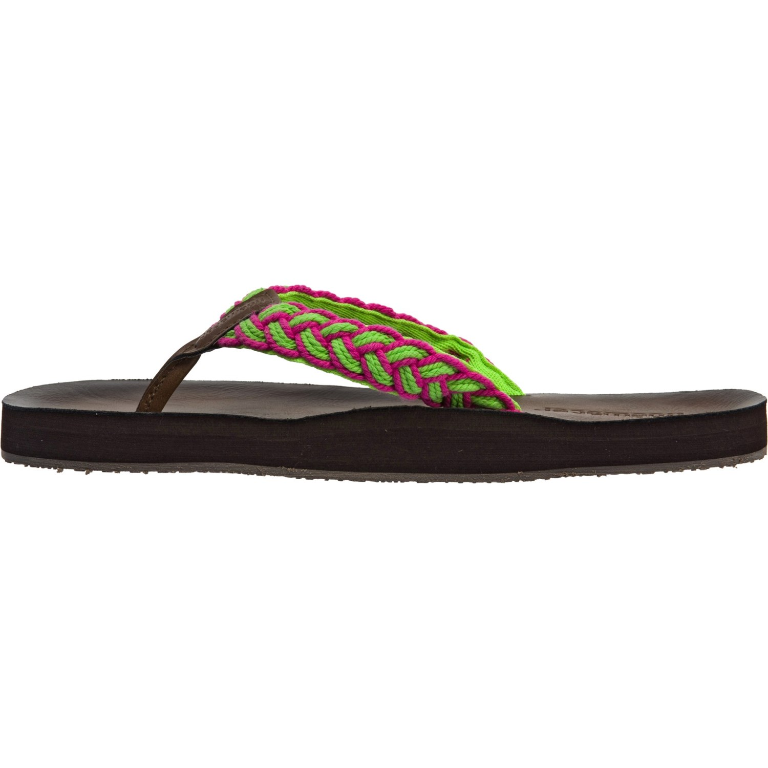 a38e98c09885 Tidewater Tallulah Pink Flip-Flops (For Women) - Save 60%