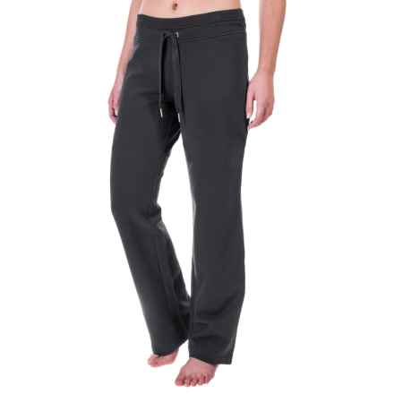 Tie-Front Lounge Pants (For Women) in Grey - 2nds
