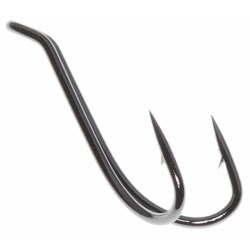 Tiemco Hooks by Umpqua TMC707DS Salmon/Steelhead Hook - Size 10, 10-Pack in See Photo