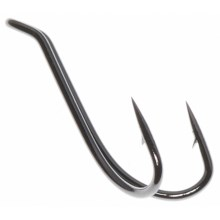 Tiemco Hooks by Umpqua TMC707DS Salmon/Steelhead Hooks - Size 12, 25-Pack in See Photo - Closeouts