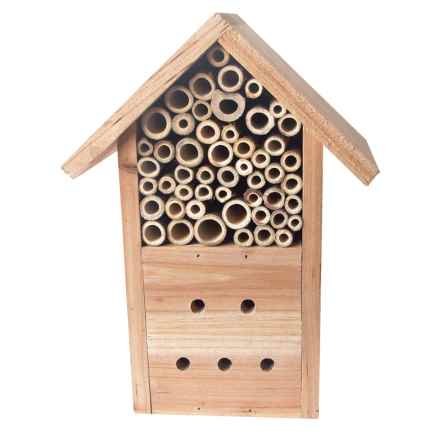 Tierra Garden Chalet Bee and Ladybug House in See Photo - Closeouts