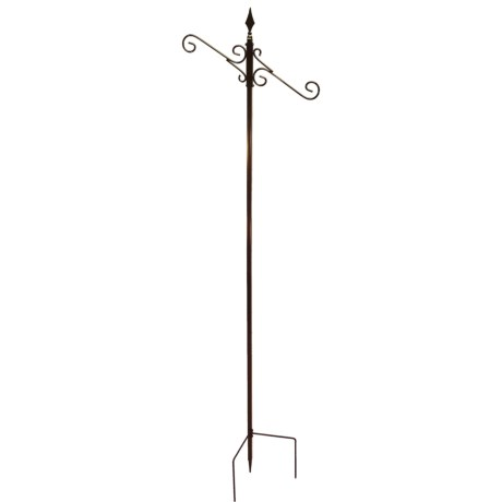 Tierra Garden Double Shepherd Hook