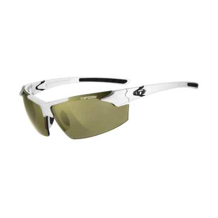 Tifosi Jet FC Sunglasses in Metallic Silver/Gt - Closeouts