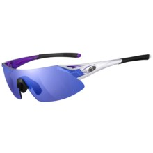 Tifosi Podium XC Sunglasses - Interchangeable Lenses in Crystal Purple/Clarion Purple-Gt-Ec - Closeouts