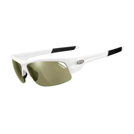 Tifosi Saxon Sunglasses in Matte White/Gt - Closeouts