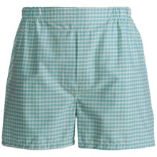 Tiger Mountain Boxer Shorts - Combed Cotton, Underwear (For Men) in Multi Pattern - Closeouts