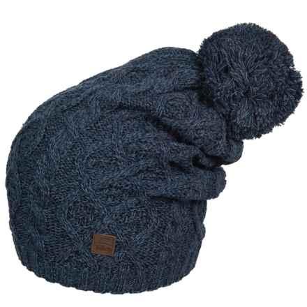 Tilley Aspen Toque Hat (For Women) in Denim - Closeouts