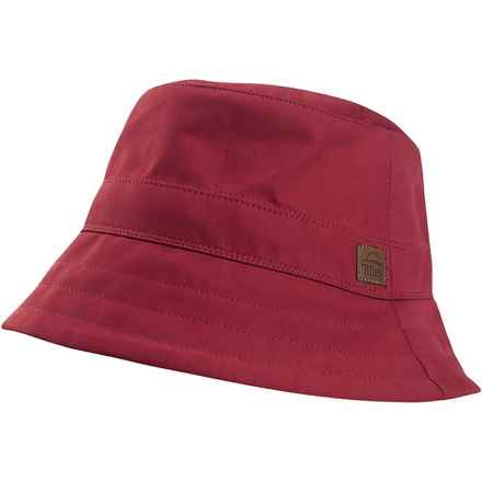 Tilley London Bucket Hat (For Men) in Red - Closeouts