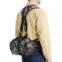 Timber Ridge Swing Hammer Waist Pack in Mossy Oak Break-Up Infinity - Closeouts