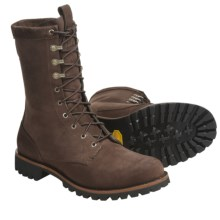 Timberland Abington Collection Logger Boots - Leather (For Men) in Brown - Closeouts