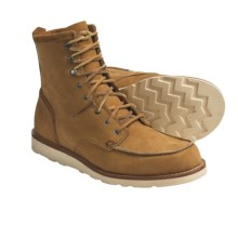 Timberland Abington Farmer Boots - Leather (For Men) in Light Brown - Closeouts