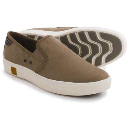 Timberland Amherst Shoes - Slip-Ons (For Men) in Light Brown - Closeouts