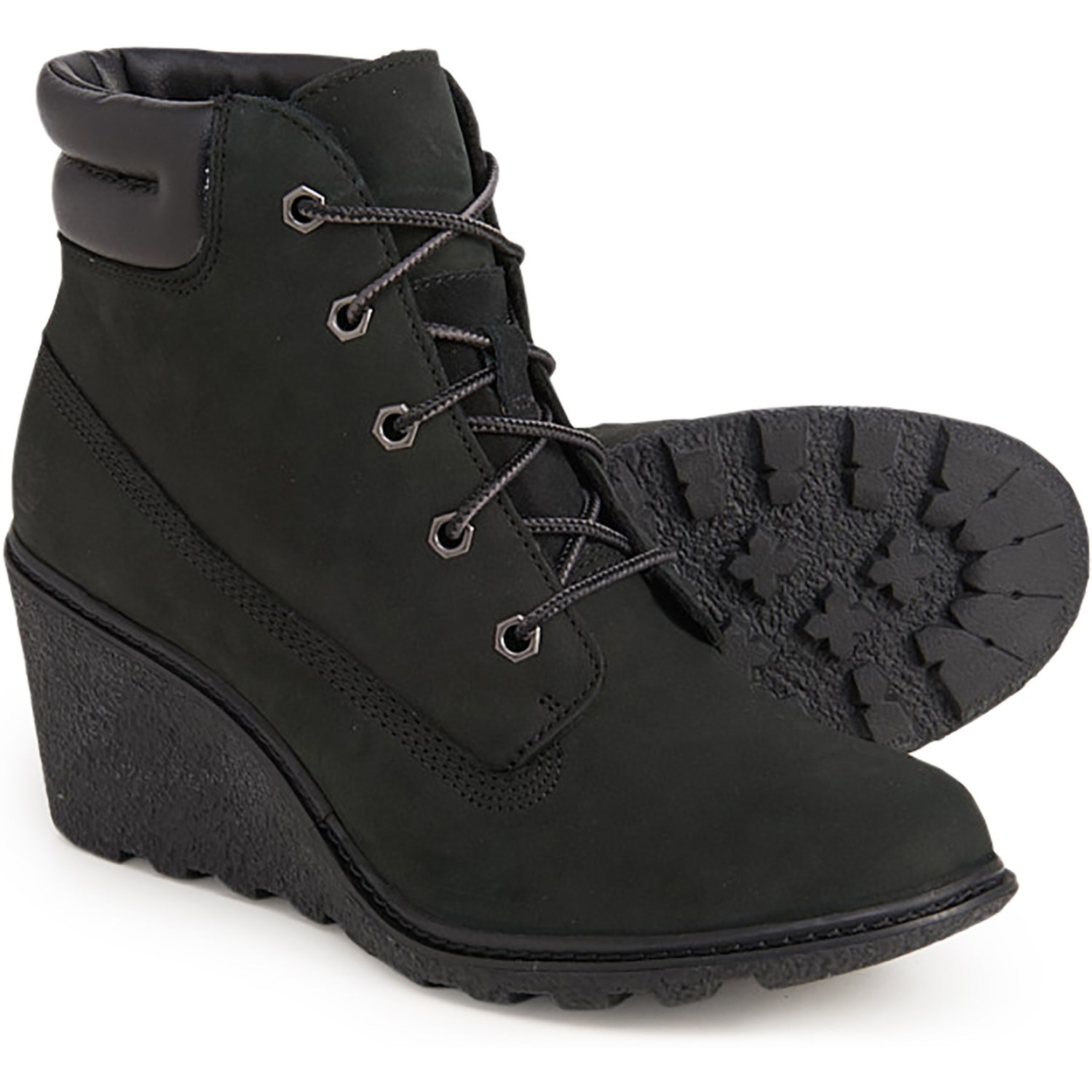 Timberland Amston Wedge Boots (For
