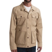 Timberland Baker Mountain Field Jacket - Waterproof (For Men) in Travertine - Closeouts