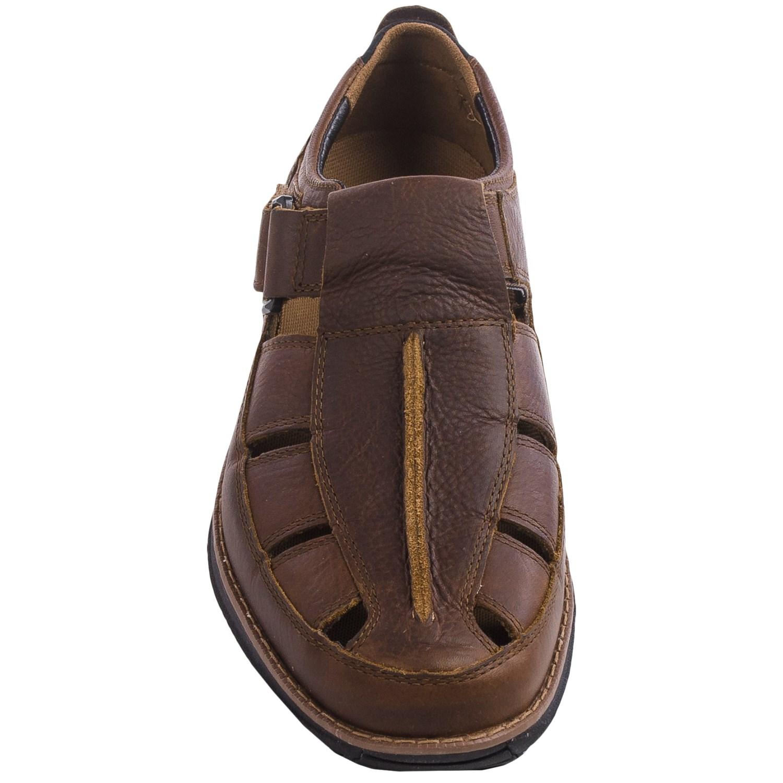 timberland barrett park fisherman sandals for men save 64. Black Bedroom Furniture Sets. Home Design Ideas