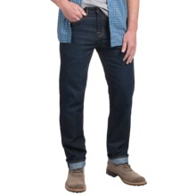 Timberland Baxter Lake Denim Jeans - Straight Leg (For Men) in Rinse Wash - Closeouts