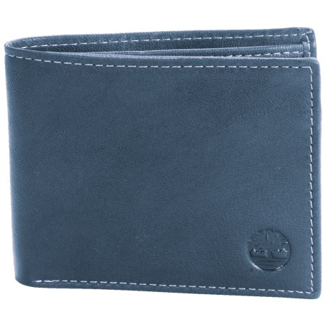 Timberland Blix Passcase Wallet - Leather