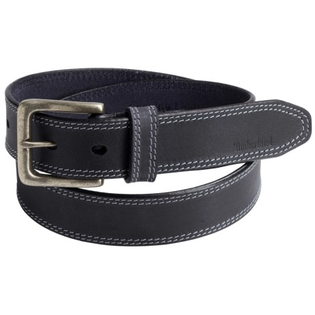 Timberland Boot Leather Belt (For Men)