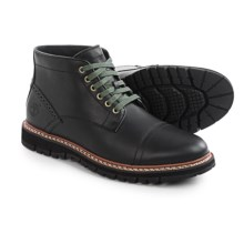 Timberland Britton Hill Chukka Boots - Leather (For Men) in Black - Closeouts