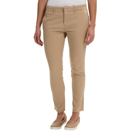 Timberland Broad Bay Chino Pants Slim Fit (For Women)