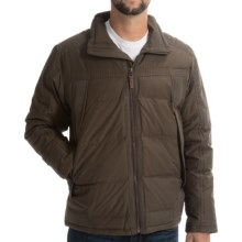 Timberland Cannon Mountain Down Jacket - 550 Fill Power (For Men) in Cocoa - Closeouts