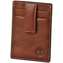 Timberland Colorado Tab Front Pocket Wallet in Brown - Closeouts