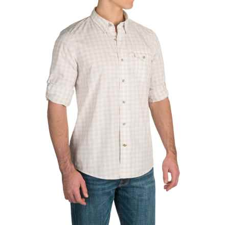 Timberland CoolMax® Shirt - Long Sleeve (For Men) in Wind Chime - Closeouts