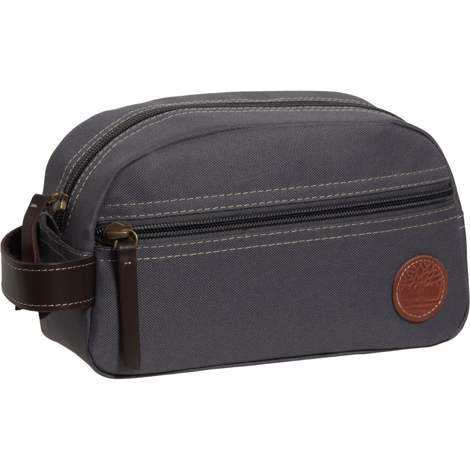 estoy de acuerdo Credencial Pila de  Timberland Core Canvas Travel Kit (For Men) - Save 58%